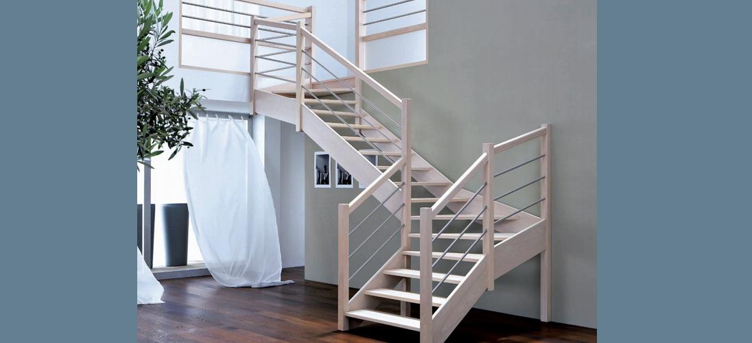 escaliers contemporains haute savoie e burin. Black Bedroom Furniture Sets. Home Design Ideas